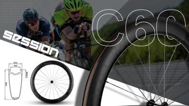 Photo of Roda de Carbono C60 Session. Sua Bike mais Rápida e Eficiente