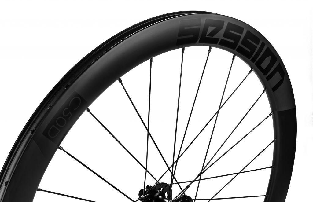 roda de carbono para bicicleta