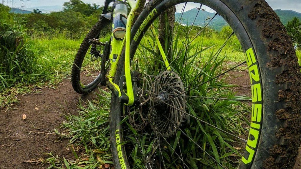 Mountain Bike. A largura ideal do pneu para a roda da sua bike