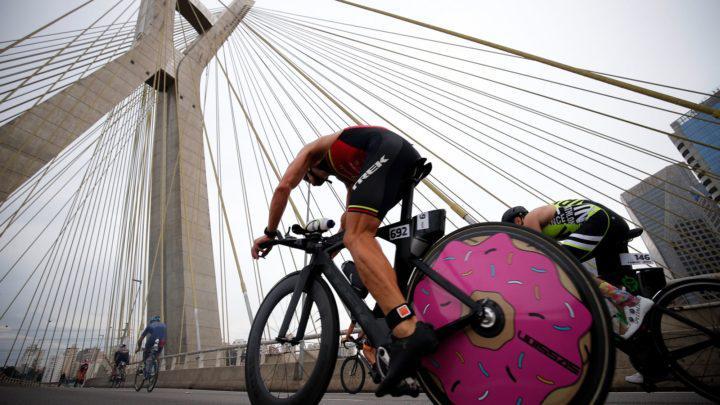 Pressão dos Pneus da Bike. Calibragem de pneu de bicicleta.