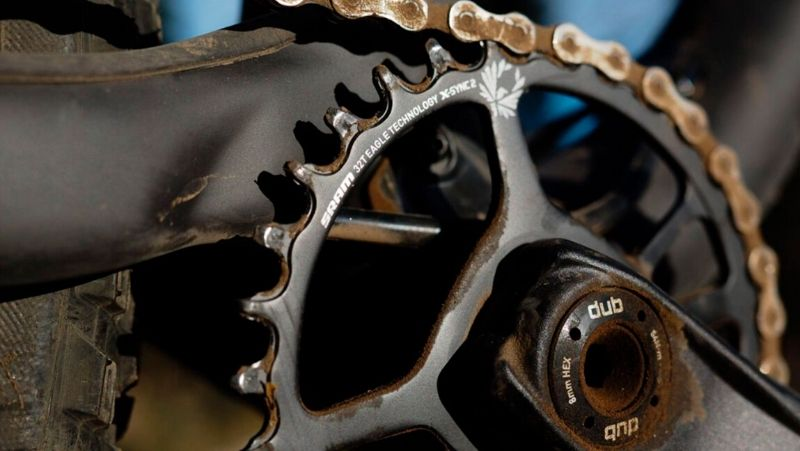 lubrificante de corrente de bike s-wax cera session brasil