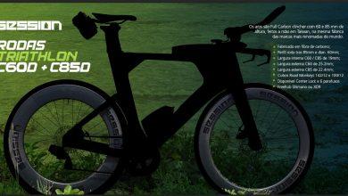 Photo of Setup de rodas C60D e C85D Triathlon. Testada e aprovada por ciclistas, usada e recomendada por atletas